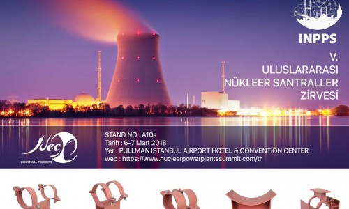 IDEC @ V. INTERNATIONAL NUCLEAR POWER PLANTS SUMMIT ON MARCH 6-7 2018