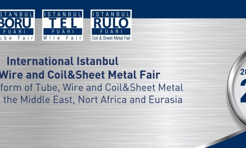 İDEÇ will be at ISTANBUL TUBE FAIR on February 28 - March 02!